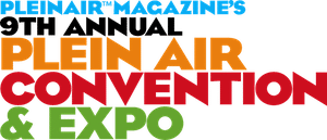 Plein Air Convention and Expo 2021 — Denver, CO. Logo